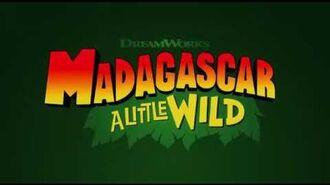 Madagascar A Little Wild - Teaser