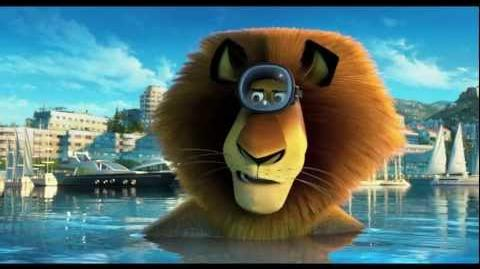 Madagascar 3 Europe´s Most Wanted Trailer 1