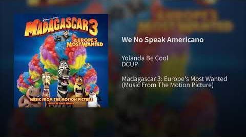We No Speak Americano