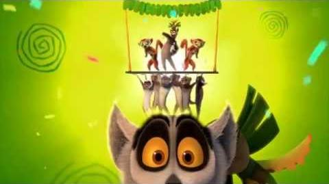 Julien learns about immortality. (All hail King Julien)-(HD)