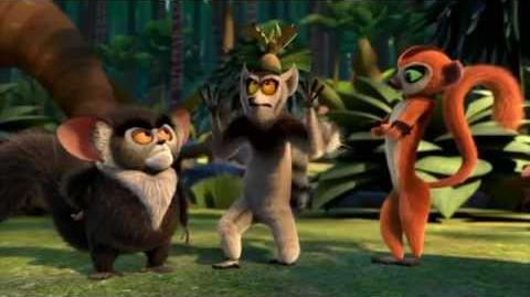 Not a problem. (All hail King Julien)-(HD)