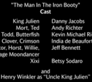 The Man in The Iron Booty
