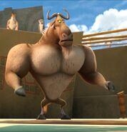 All hail king julien vigman wildebeest by giuseppedirosso-dappmi2