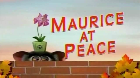 Maurice at Peace title