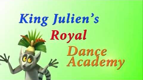 The Penguins of Madagascar - Dance Like a King! (promo clip)