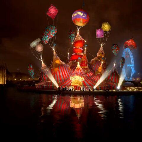 Improved circus ceremony