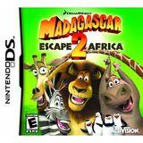 Madagascar: Escape 2 Africa (video game)