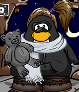 My penguin yay