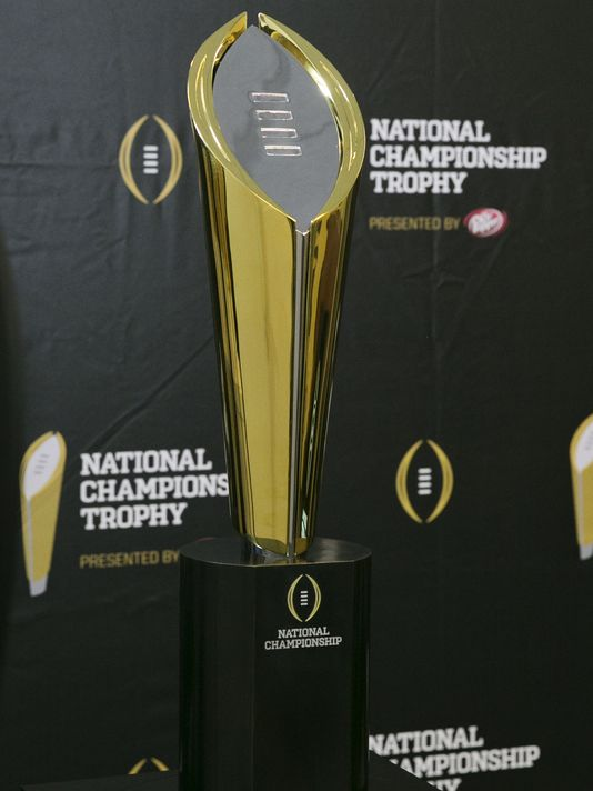 Image 1405452111000 Usp Ncaa Football National Championship Trophy