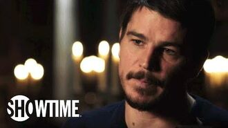 Penny Dreadful Josh Hartnett on Ethan & Vanessa's Storylines Season 3