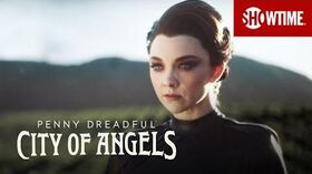Penny Dreadful City of Angels (2020) Official Teaser SHOWTIME Series