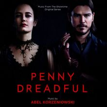 Penny Dreadful Soundtrack Cover