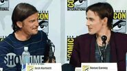 Comic-Con 2014 Penny Dreadful Panel Ethan And Dorian's Love Scene