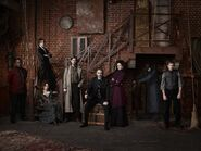 PD-S1-Promotional-Poster-Sembene-Brona-Dorian-Ethan-Sir-Malcolm-Vanessa-The-Creature-Victor
