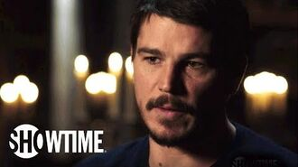Penny Dreadful Josh Hartnett on Ethan Chandler's Father Season 3