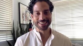 "Adam Rodriguez On Showtime's ""Penny Dreadful City Of Angels"""