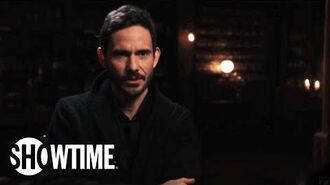 Penny Dreadful Christian Camargo on Being Cast as Dracula Season 3
