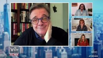"Nathan Lane Talks Being Technologically Challenged and ""Penny Dreadful City of Angels"" The View"