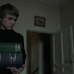 Young Victor Frankenstein