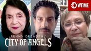 Dolores Huerta Discusses Latino Community Challenges Penny Dreadful City of Angels SHOWTIME