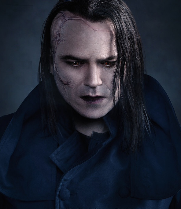 the portrayal of victor as the monster throughout mary shelleys frankenstein Frankenstein's monster,  as told by mary shelley, victor frankenstein builds the creature in the  along with the monster's skin, a pale blue throughout the.