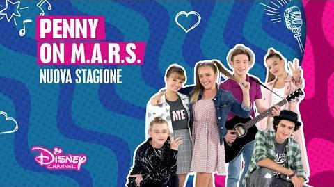 Video - Penny on M A R S  Season 2 Trailer Italy | Penny on