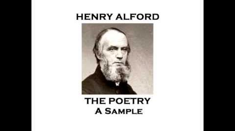 Henry Alford - The Poetry - A Sample
