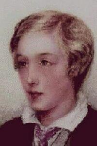 Young Gerard Manley Hopkins
