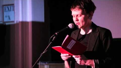 Sandra Alland reads from Naturally Speaking (VERSeFest 2014)