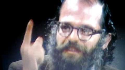 Allen Ginsberg's LSD poem to William Buckley