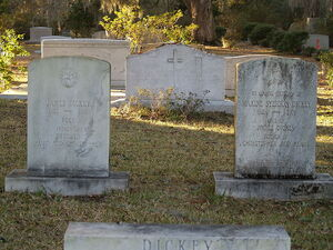 James Dickey Grave