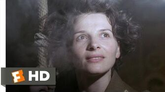 The English Patient (6 9) Movie CLIP - Cathedral Paintings (1996) HD
