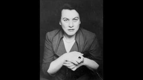 "Muriel Rukeyser reads ""The Poem as Mask"""
