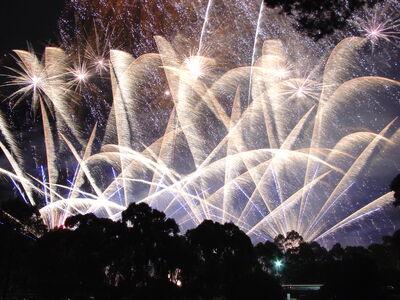 Skyshow Adelaide 2006