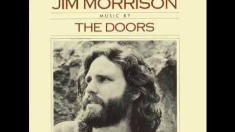 Jim Morrison - An American Prayer (The poem)