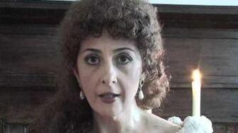 """Karen Eterovich recites """"The Dream"""" by Aphra Behn-0"""
