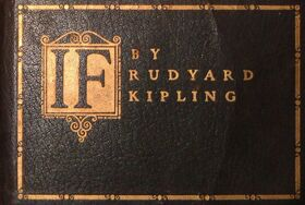 Kipling If (Doubleday 1910)