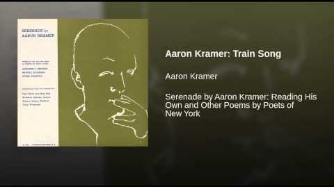 Aaron Kramer Train Song