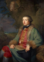 George Willison - James Boswell, 1740 - 1795. Diarist and biographer of Dr Samuel Johnson - Google Art Project