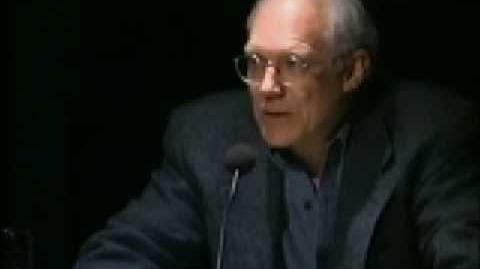Poet Robert Bringhurst reads from Nine Visits to the Mythworld-0