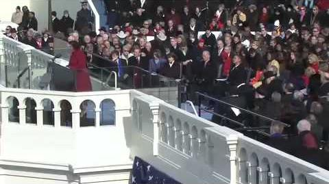 "Elizabeth Alexander Inaugural Poem ""Praise Song for the Day"" 1 20 09"