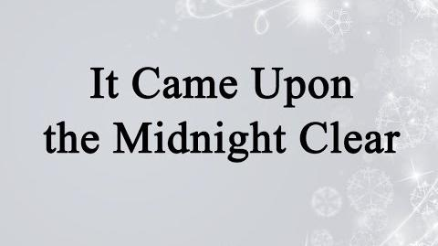 It Came Upon the Midnight Clear (Hymn Charts with Lyrics, Contemporary)
