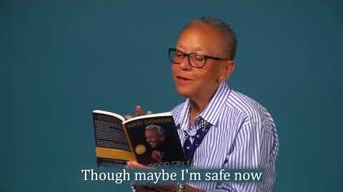 A GOOD CRY by Poet Laureate, Nikki Giovanni