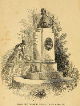 Hood's monument