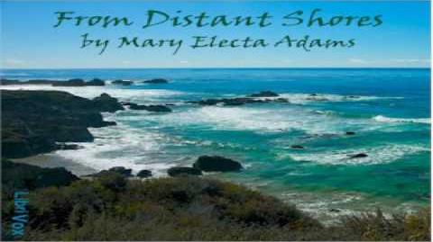 From Distant Shores Mary Electa Adams Poetry Audiobook Full English
