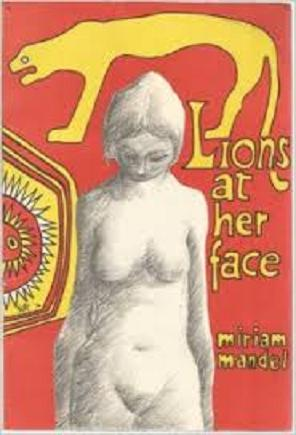 Lions at her face