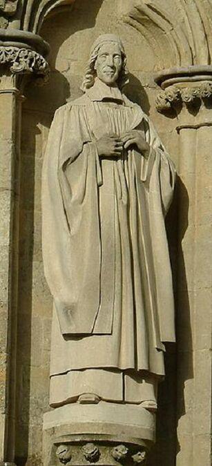 Salisbury Cathedral George Herbert