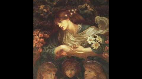 The Blessed Damozel - Dante Gabriel Rossetti