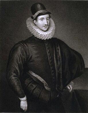 Fulke Greville 1st Baron Brooke