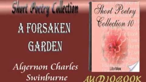A Forsaken Garden Algernon Charles Swinburne Audiobook Short Poetry
